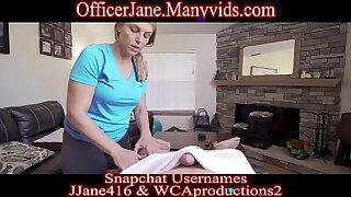 Sensual Massage From My Friends Hot Mom Part 1 Joslyn Jane