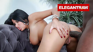 Nympho Anissa Kate Challenged by a BBC
