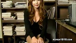 Sexy Korean graduate wants to apply for a job
