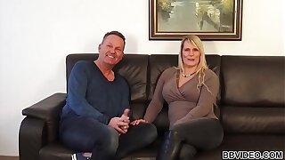 Ehefotzen Verleih - MILF von 2 Gefickt