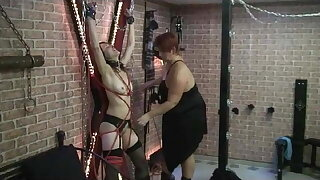 Master and slave on a visit ...