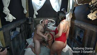 FETSWING DIARIES - S3 E3 C3 - Hot MILF Threesome Fun