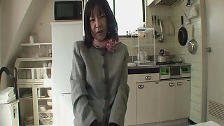 Japanese Guy with very small Cock fucks Wife with wet Pussy