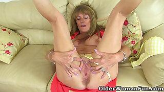 An older woman means fun part 491